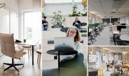 VALO Work toimitila coworking Helsinki tutkimus vtt ttl