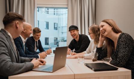 VALO Work Helsinki coworking toimitilat yrityksille