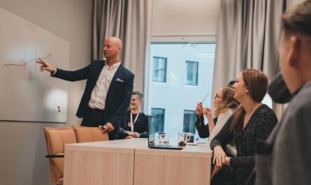 VALO Work Toimitilat Helsinki kokoukset