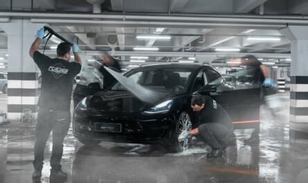 VALO Work toimitilat Helsinki  Future carwash